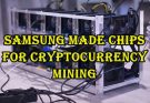 samsung cryptocurrency mining