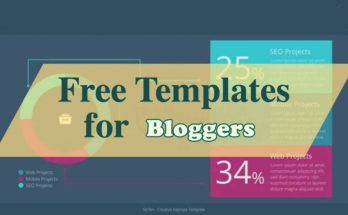 Best Free Templates for Bloggers