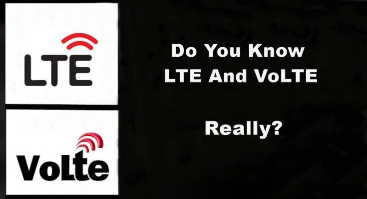 LTE and VoLTE